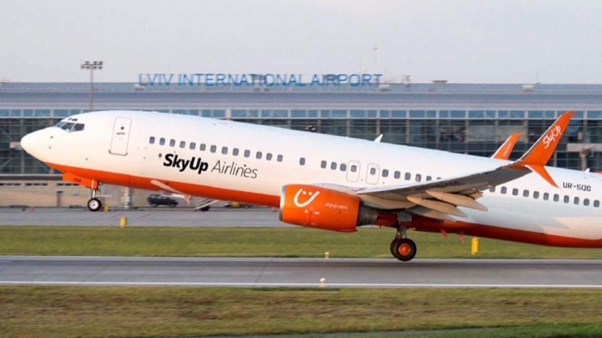 Из Одессы стартовали летние авиарейсы в Киев и Львов