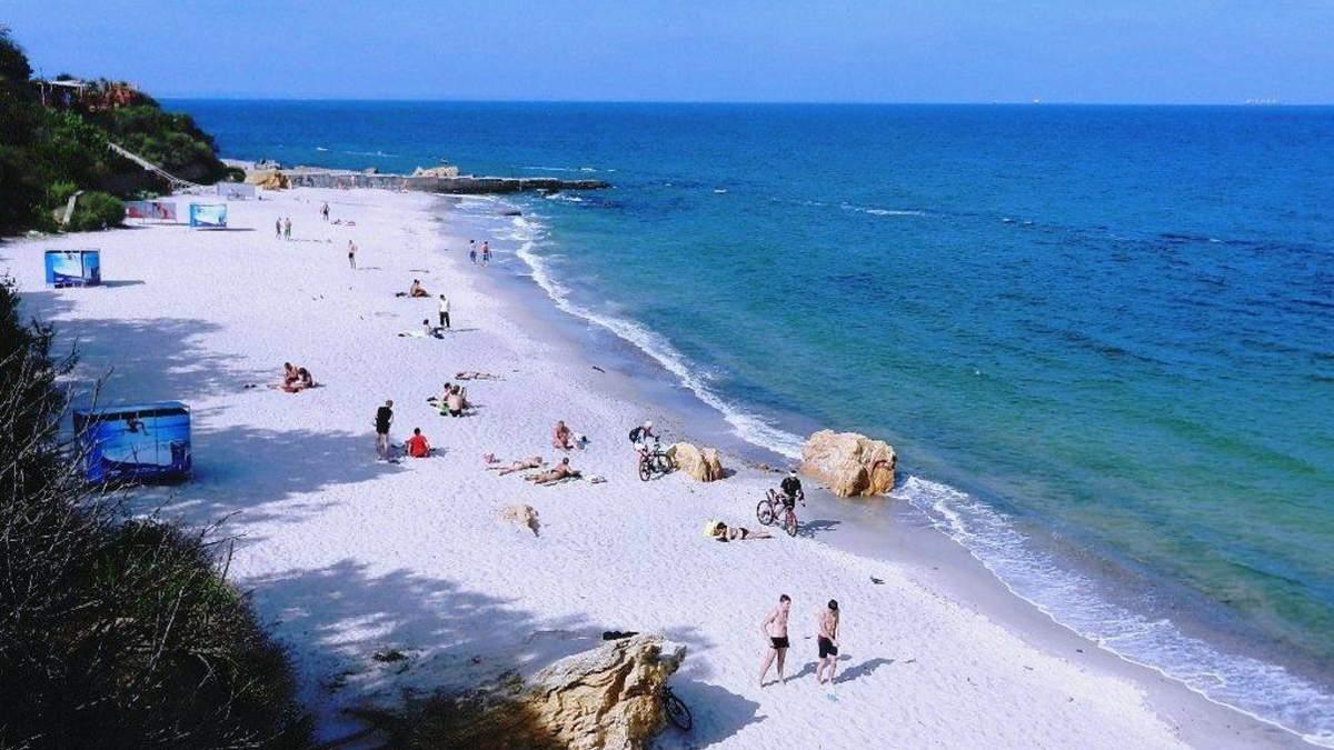Воду на пляжах Одеси оцінили на придатність до купання
