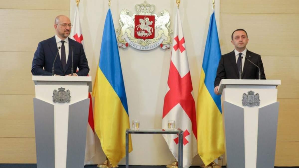 Україна і Грузія домовились про взаємне визнання довідок про вакцинацію