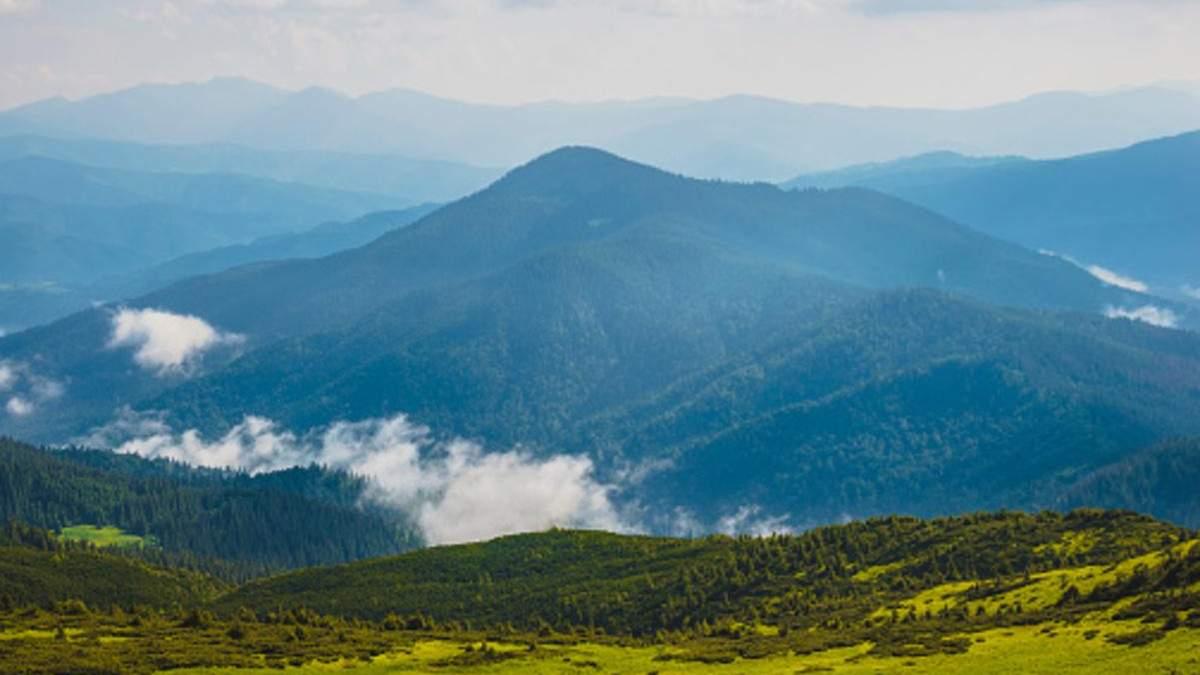 Які вершини Карпат варто підкорити цього літа