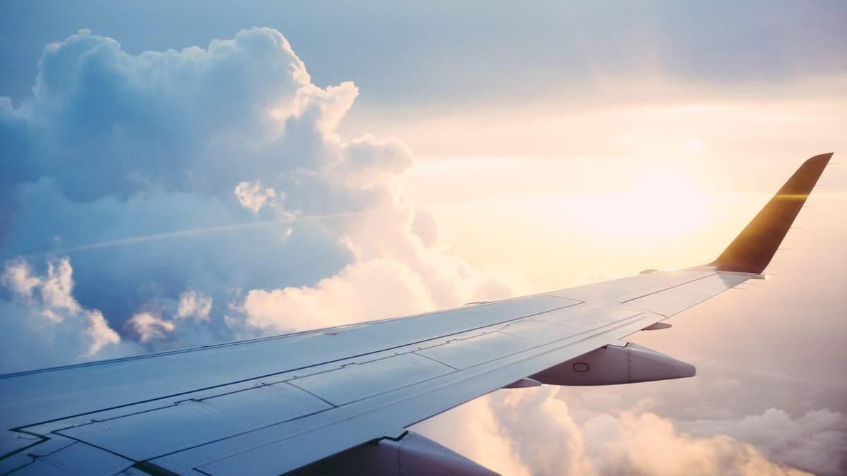 Женщина уснула в самолете и полетела не в тот город