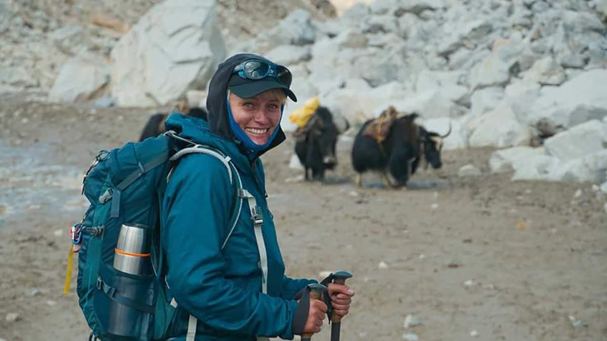 Ивано-франковская альпинистка Мохнацкая признала, что не покорила Эверест