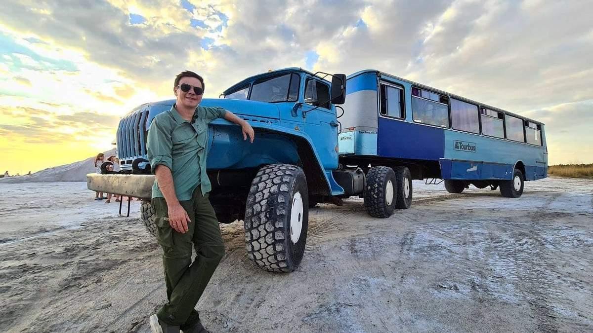 Путешествуй Украиной с Дмитрием Комаровым