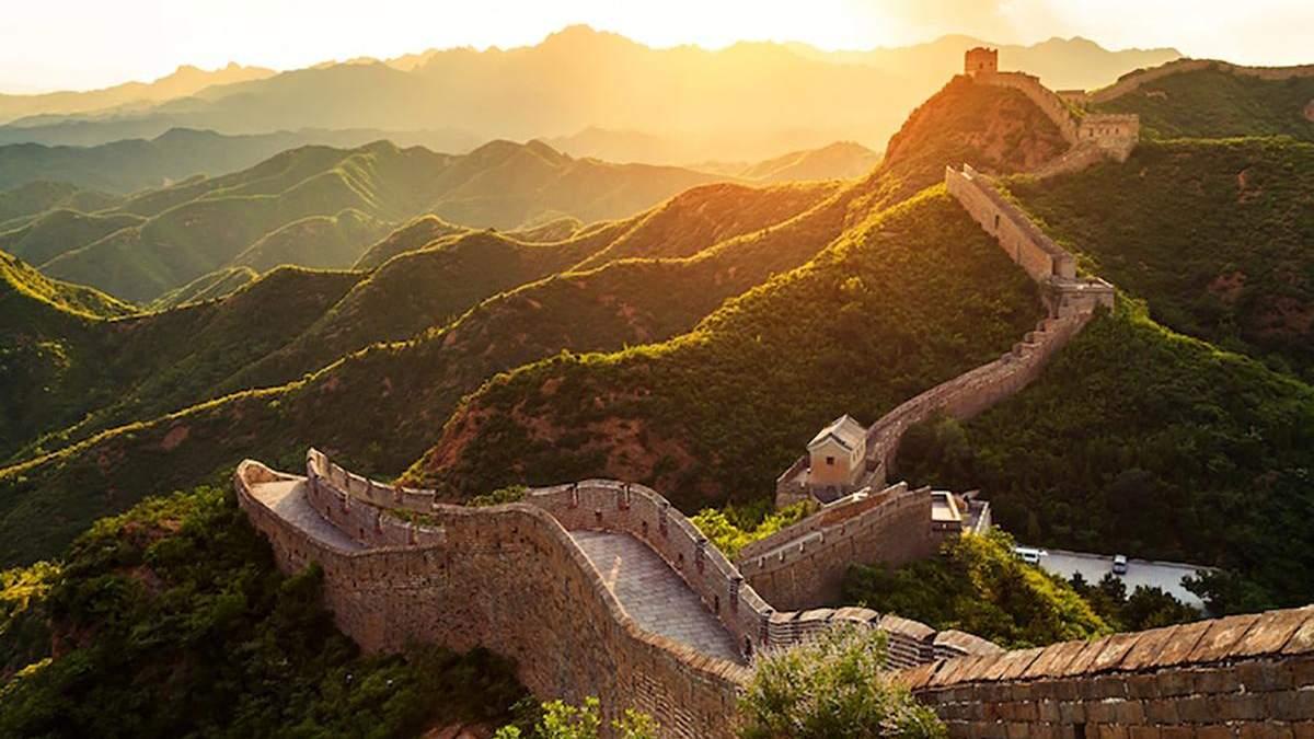 10 фактів про Велику китайську стіну