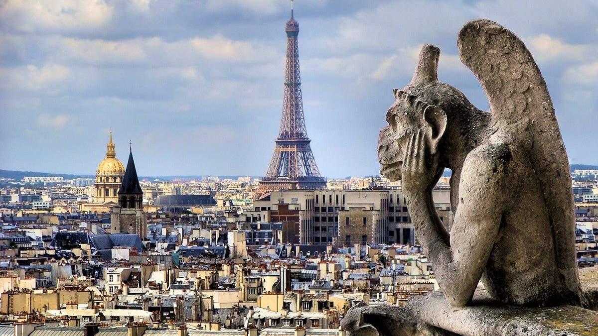 Франція відкриває кордони : 10 місць в Парижі, які варто побачити