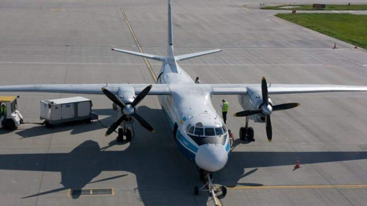Мотор Січ відновлює рейси з Києва до Львова на 50-річних літаках