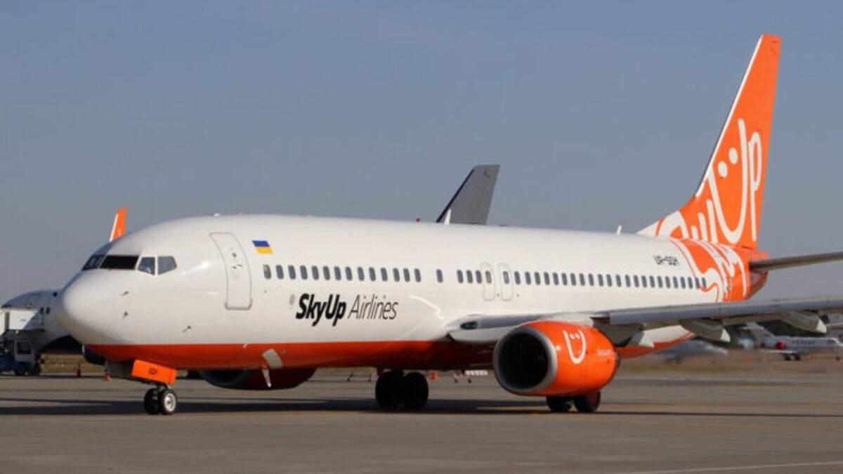 SkyUp запускає нові рейси з Києва та Львова до Туреччини