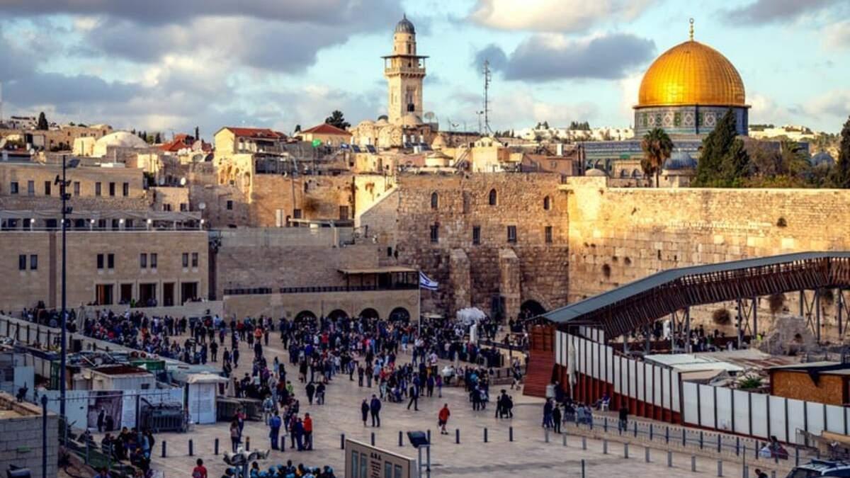 Израиль снимает запрет на поездки в Украину