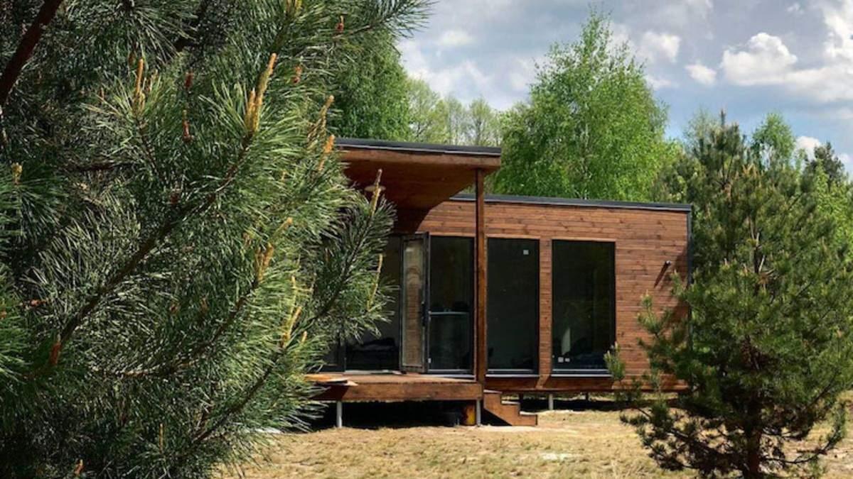 В Украине запускают проект аренды домов для отдыха на природе