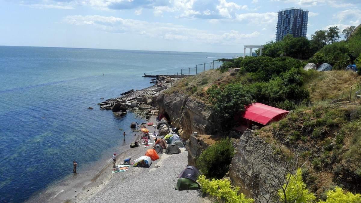 4 малолюдних пляжі в Одесі: де насолодитися морем без навали туристів