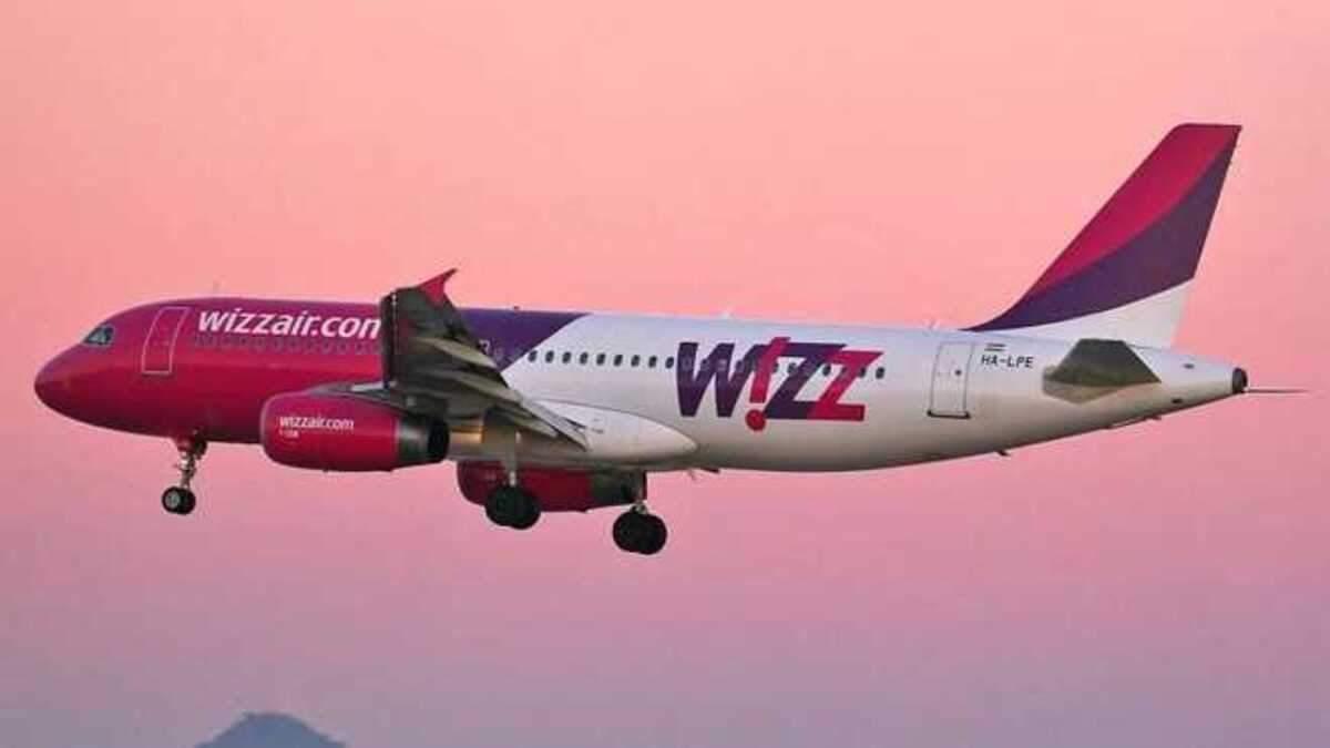 Лоукостер Wizz Air будет выполнять полеты из Киева в Абу-Даби