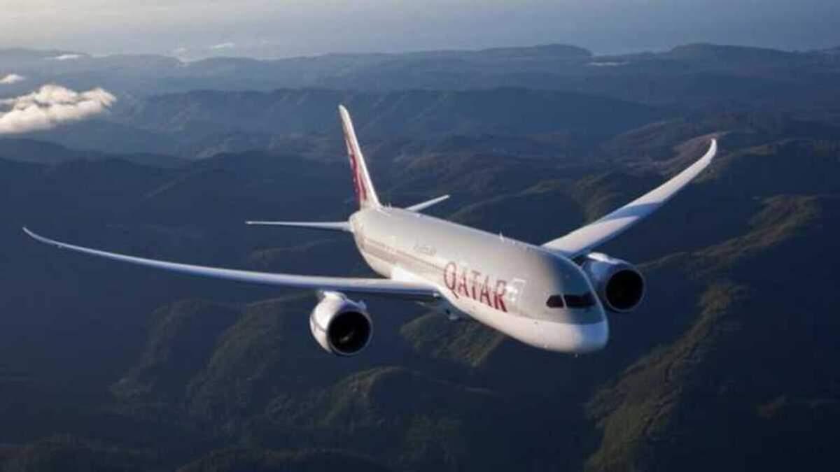 Qatar Airways в июле будет летать в Киев на лайнерах мечты