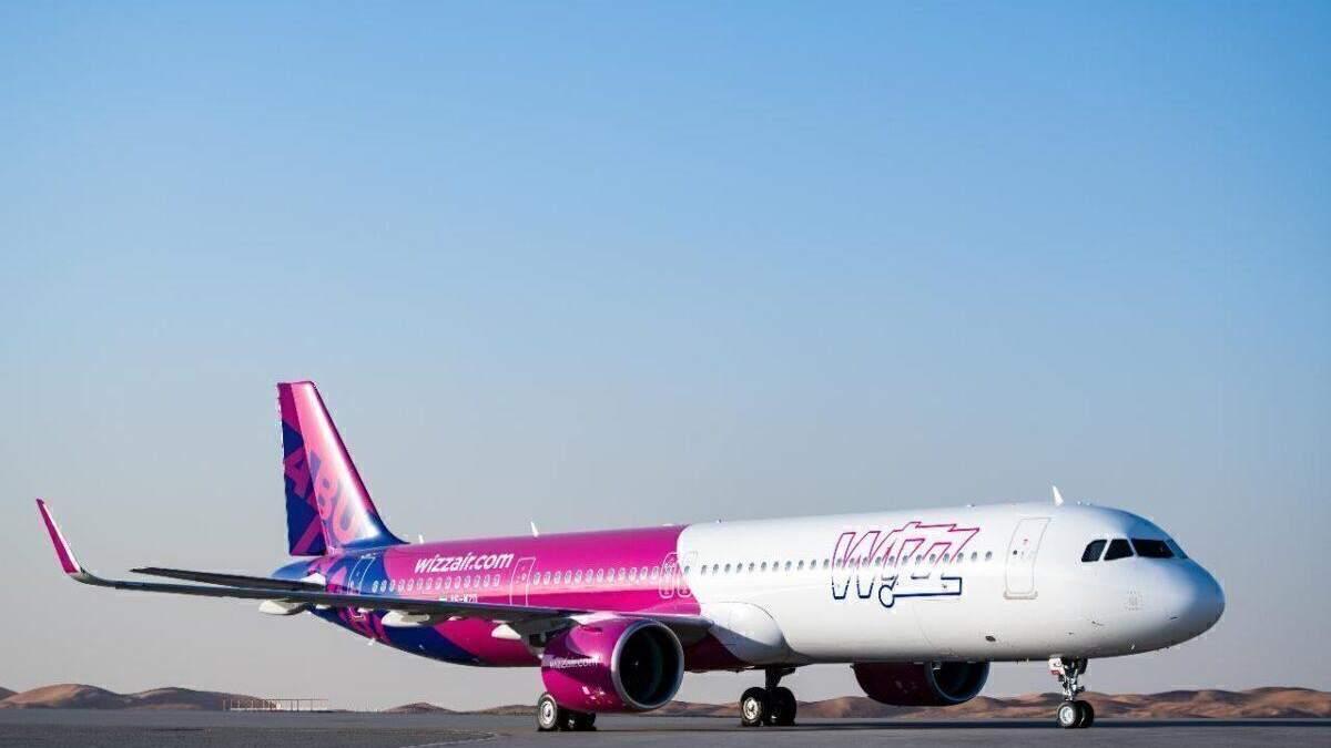 Wizz Air анонсував падіння цін на авіаквитки:причина