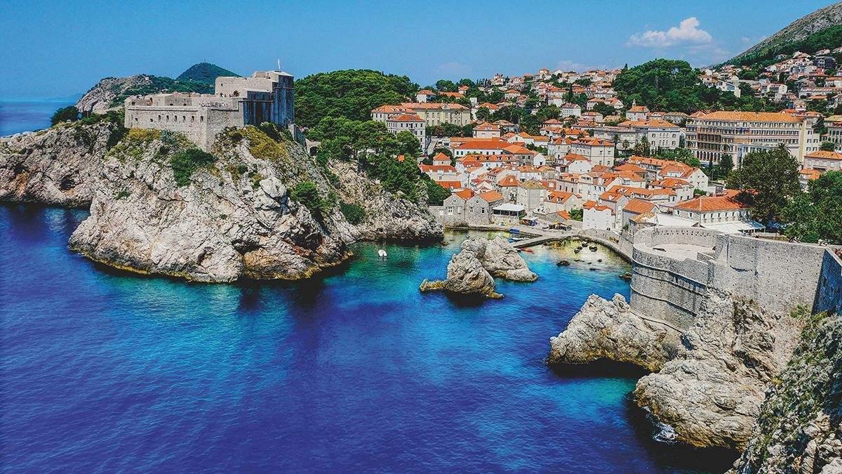 Хорватия упростила въезд для украинцев: цель путешествия не нужна