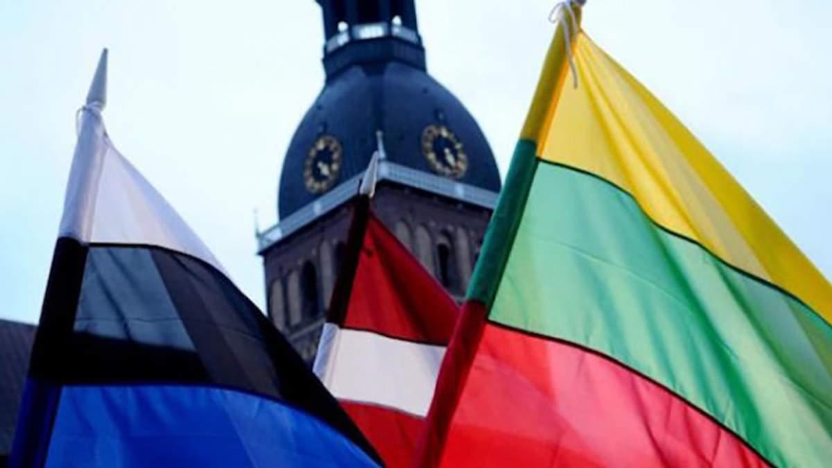 Эстония, Латвия и Литва открыли границы для украинцов