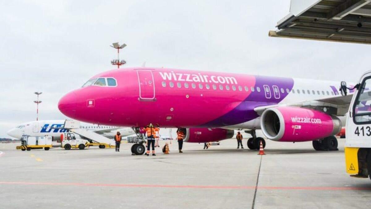 Wizz Air влаштував швидкий розпродаж