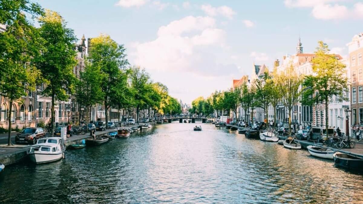 Нидерланды открываются для украинских туристов