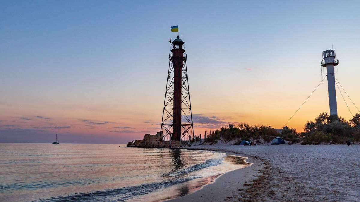 Живописные маяки Украины, которые стоит посетить