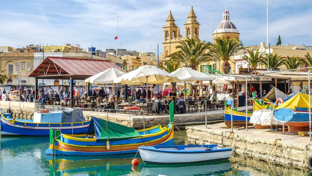 Из Киева на Мальту за 3 часа: лоукостер Ryanair запускает новый рейс