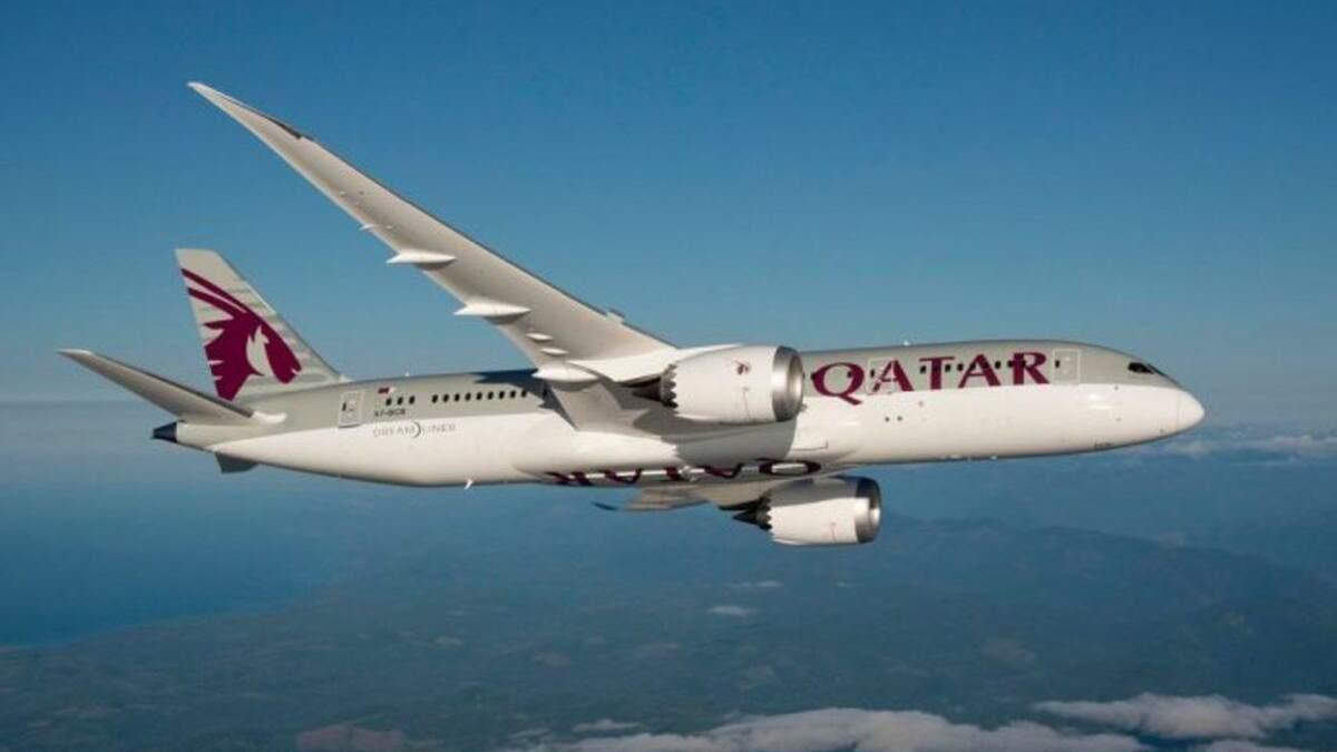 Qatar Airways у вересні запустить додаткові рейси до Києва