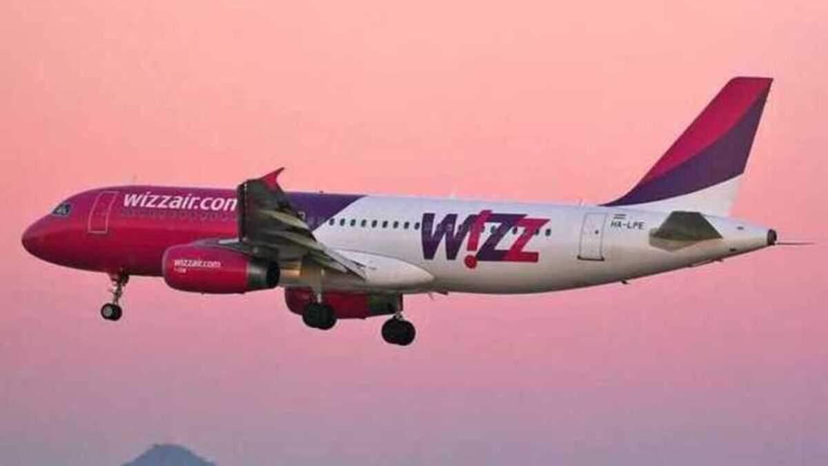 Wizz Air влаштував розпродаж авіаквитків на рейси до кінця жовтня