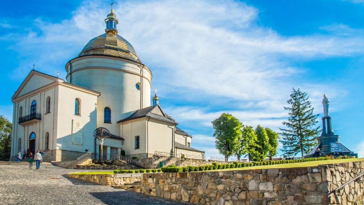 Гошевский монастырь в селе Гошев: как доехать, что посмотреть
