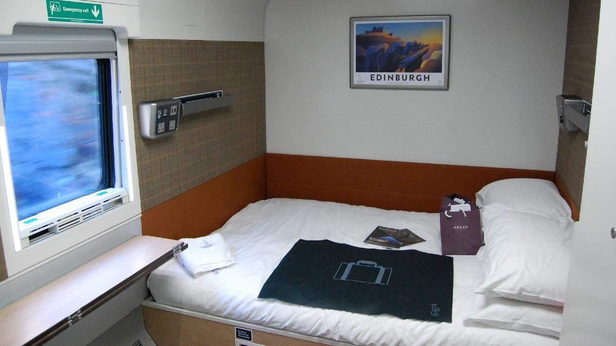 Унікальне купе з двоспальним ліжком і душем: як виглядає та скільки коштує одна поїздка - Travel