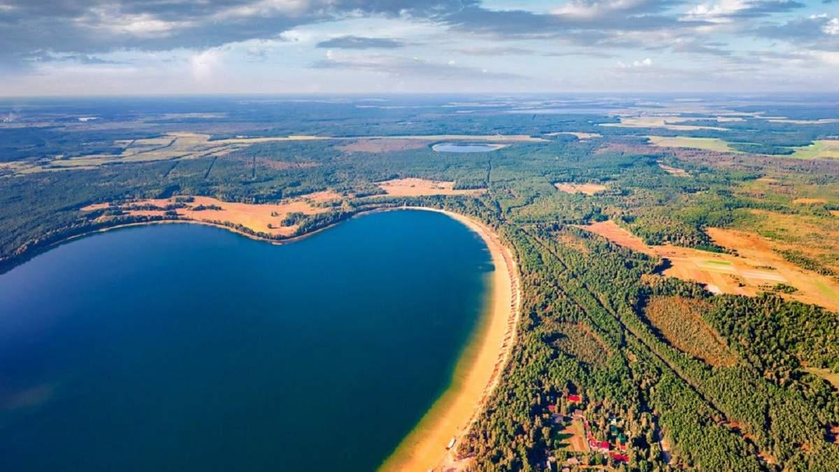 Все про відпочинок на Шацьких озерах: які тут є озера, що робити, як дістатися