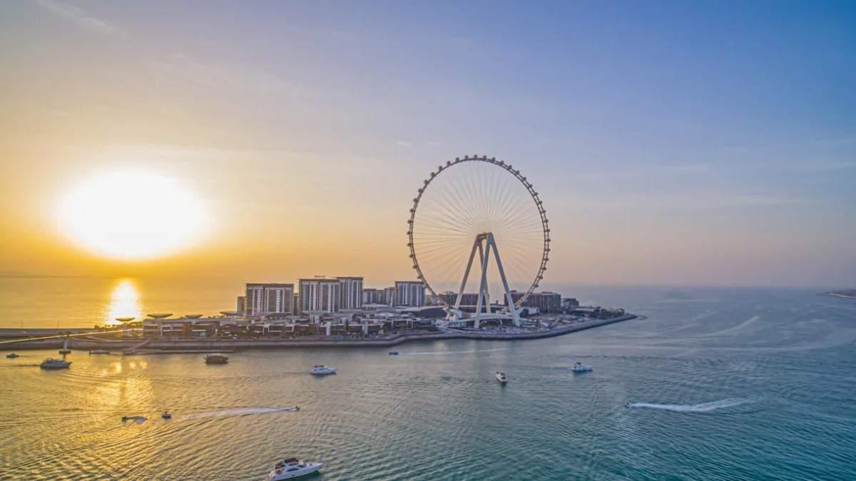 В Дубае построят самое высокое колесо обозрения в мире: детали, видео
