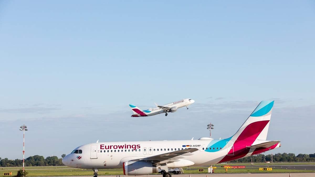 Ще один Європейський лоукостер почне літати в Україну: напрямки