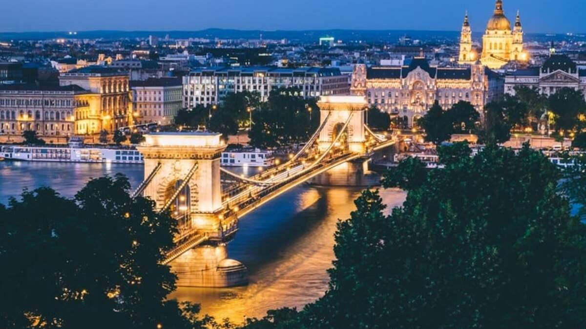 Wizz Air возобновит полеты из Киева в Будапешт