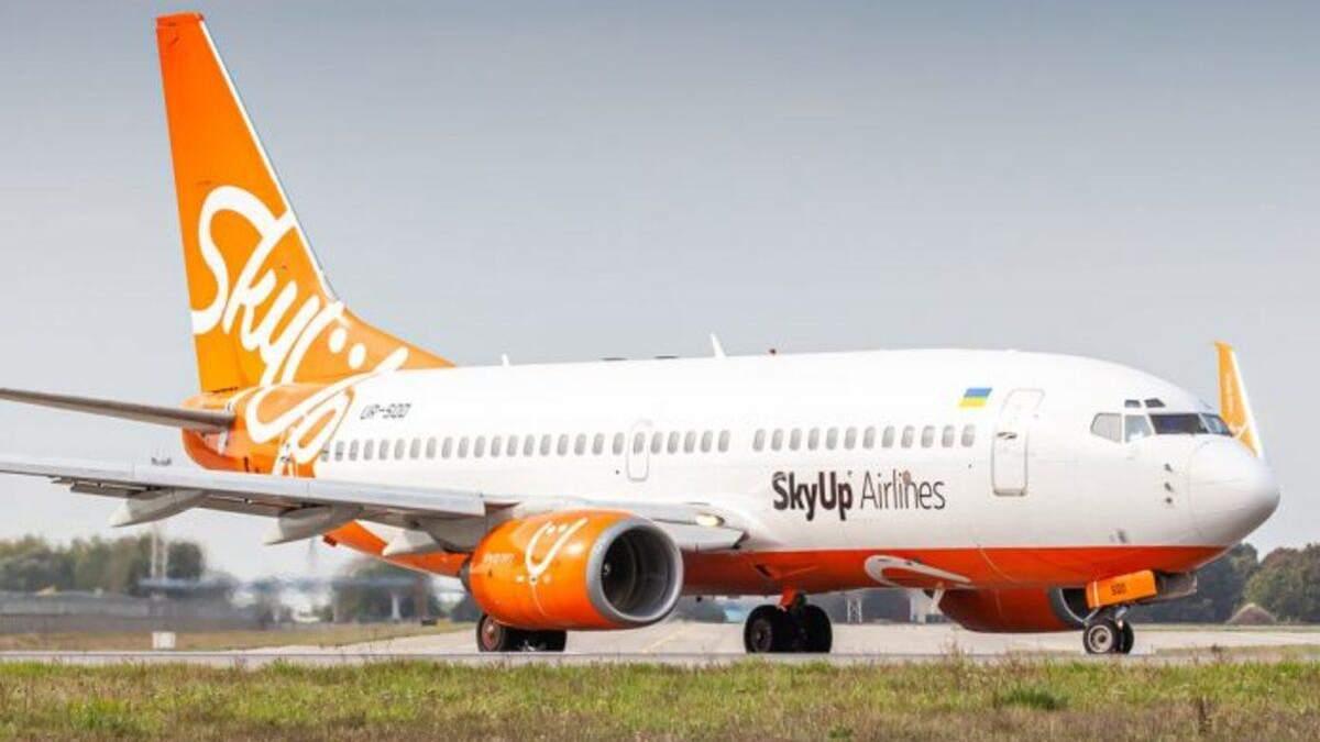 SkyUp изменил условия бесплатного выбора места заранее для некоторых пассажиров