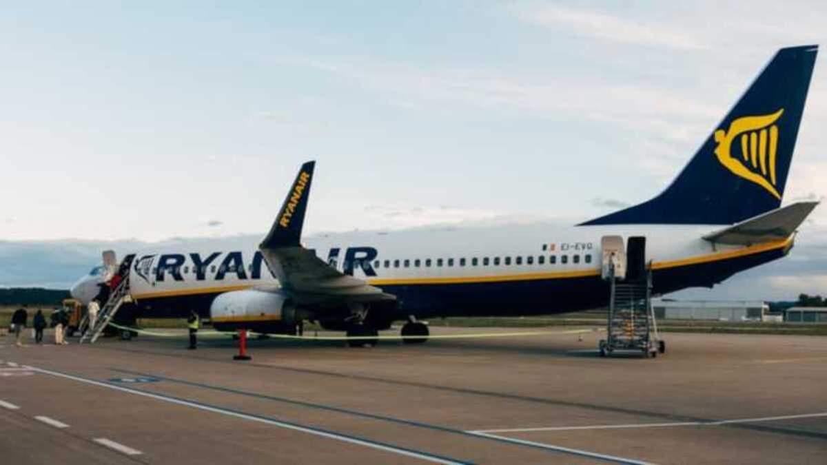 Ryanair устроил акцию, по которой второй билет идет за пол цены