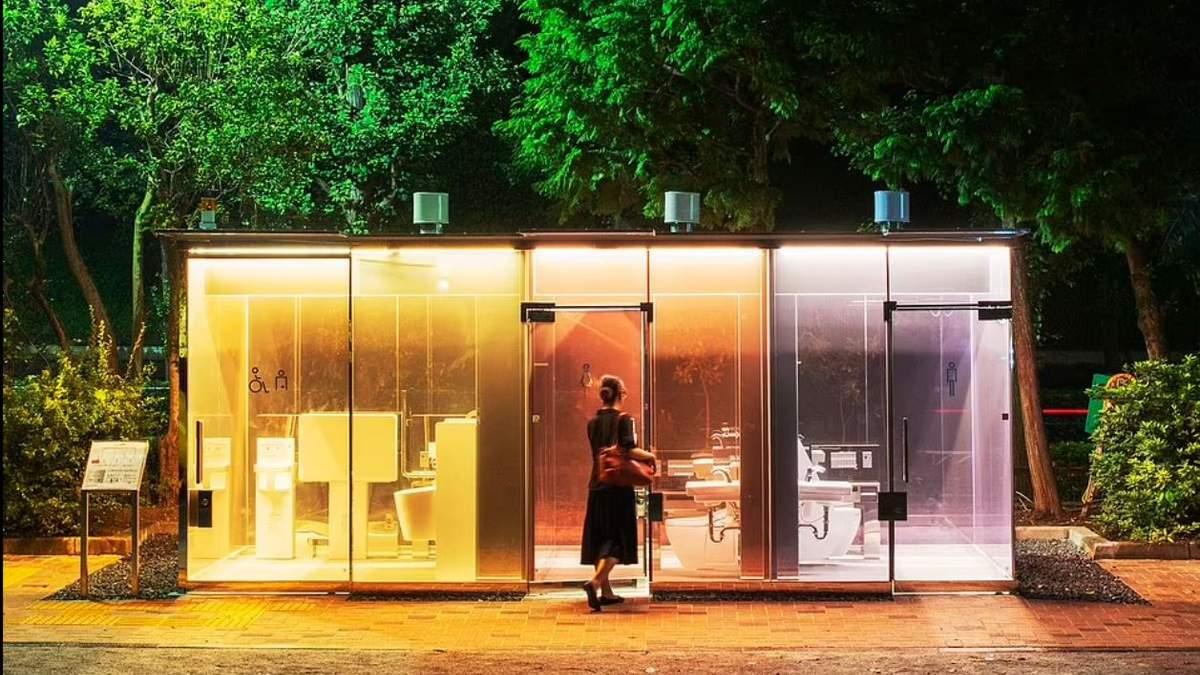 Столица общественного туалета: как в Токио по проблеме создали архитектурные изюминки - Travel