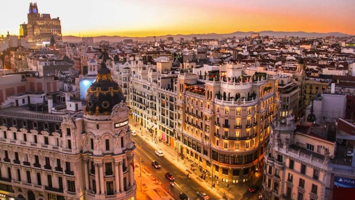 SkyUp Airlines запускає польоти з Києва до Мадрида - Travel