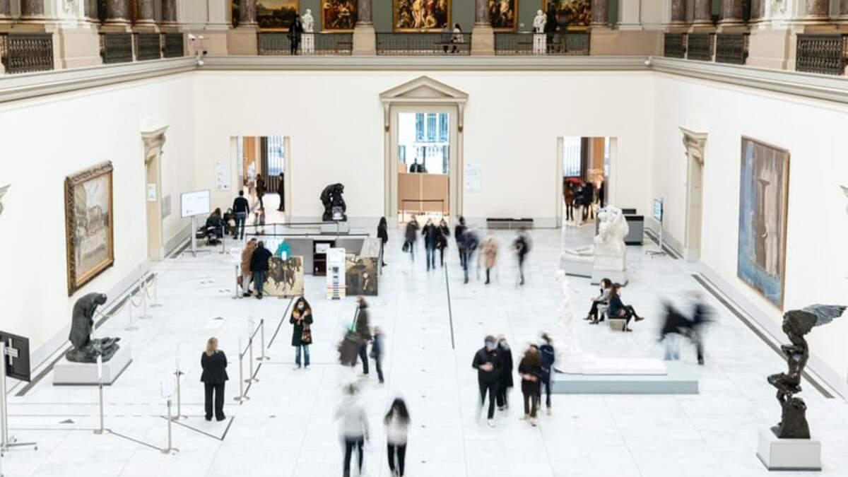Від COVID-депресії: у столиці Бельгії лікарі призначають безкоштовні походи в музей - Travel