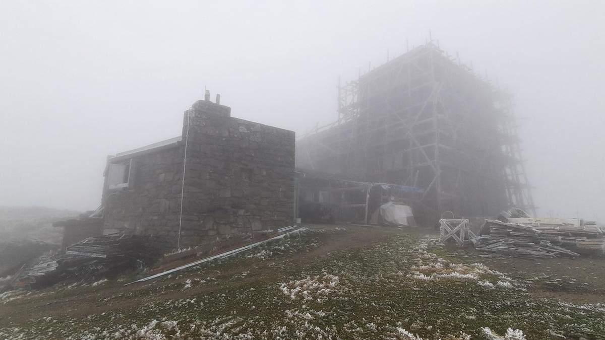 Зима вже близько: температура в українських Карпатах опустилася до 0° - Travel