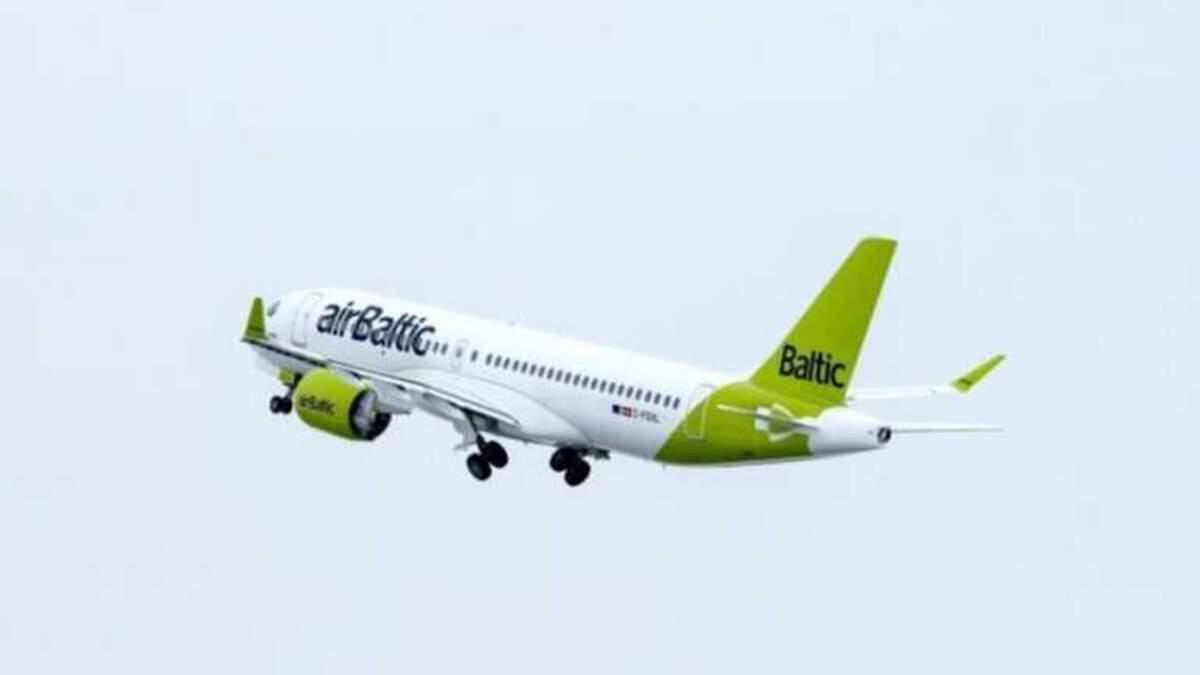 """airBaltic влаштувала """"зелений"""" розпродаж: авіаквитки з України від 25 євро - Новини Одеси - Travel"""