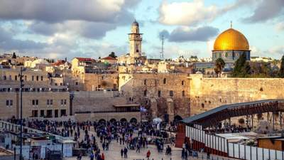 Ізраїль знімає заборону на подорожі до України