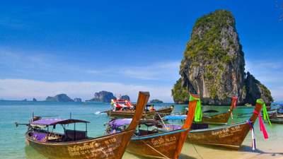 Таїланд відкриє курортні регіони для повністю вакцинованих туристів