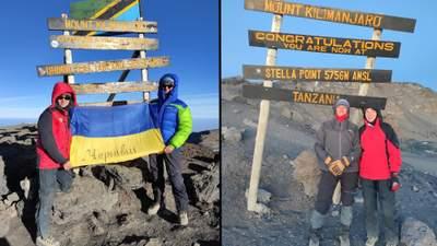 Двоє викладачок з Чернівців підкорили Кіліманджаро:  деталі та неймовірні фото