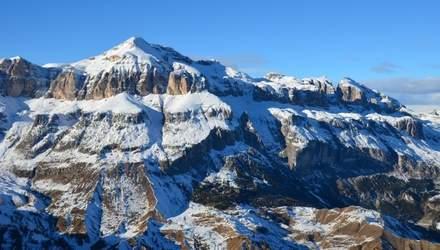 """""""Коварные горы"""": украинец побывал на последнем леднике в Доломитовых Альпах"""