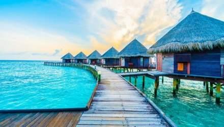 Украинская блогерша поделилась деталями отдыха на райских Мальдивах: цены и условия