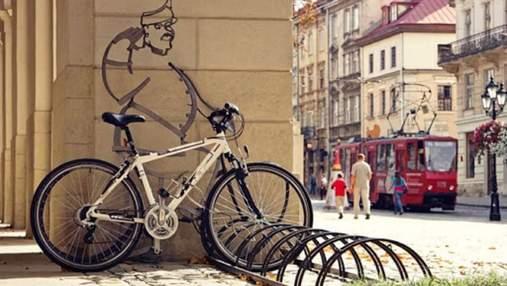 Велосипедом по Львову: де можна покататися?