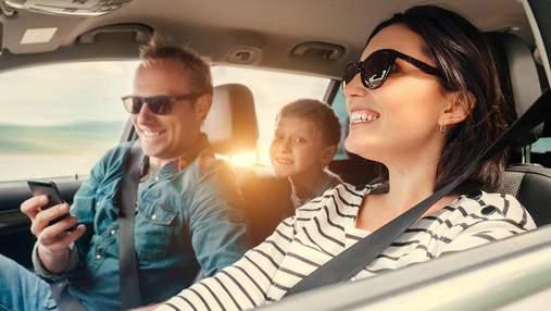 Автомобіль для сімейних мандрівок: на що зважати при виборі