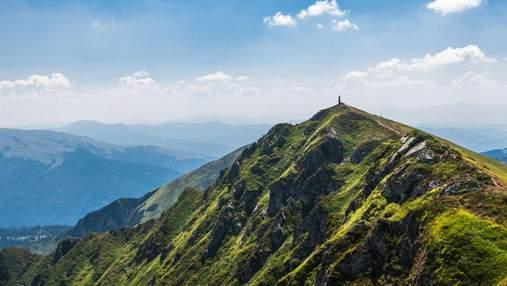 Популярні вершини Карпат: 5 гір, які варто підкорити
