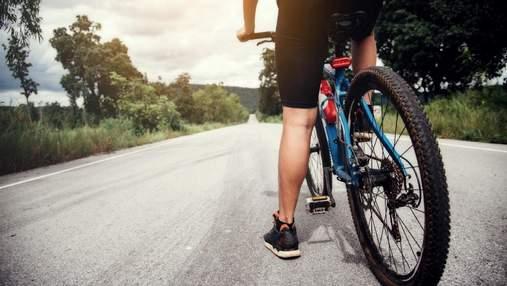 Користь  від катання на велосипеді: цікаві факти