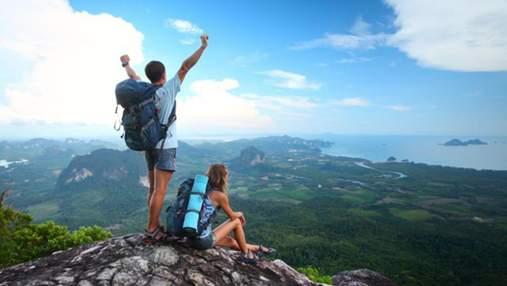 Активний відпочинок в горах: поради мандрівникам