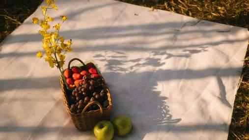Як організувати пікнік восени: корисні поради