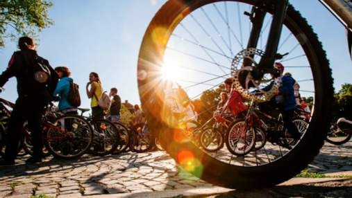 На Львівщині запустять веломаршрут, який об'єднає пів сотні туристичних локацій: деталі